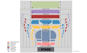Nj Pac Seating Chart Tickets Celebrating The Music Of Ray Charles Newark Nj