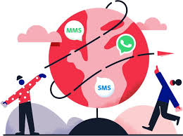Great for sports teams, businesses. Build Communications Apps With A Messaging Api For Sms And In App Chat