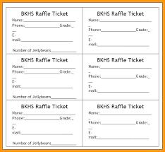 Microsoft Word Ticket Templates Raffle Tickets Template Microsoft Word Ticket Voipersracing Co