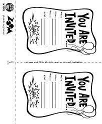 printable invitations for kids printable kids invitations party invites uma printable