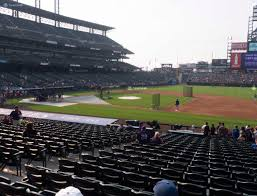 Coors Field Section 121 Seat Views Seatgeek