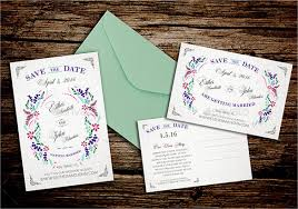 Save The Date Cards Templates Save The Date Postcard Template 25 Free Psd Vector Eps Ai