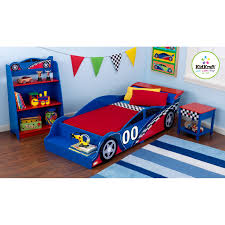 Small Picture Bedroom Car Beds For Kids Wayfair Racecar Toddler Bed With