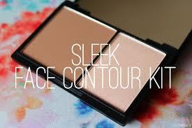 tuesday 24 september 2016 sleek contour kit