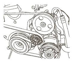 similiar 2007 jeep compass serpentine belt diagram keywords diagram of putting pullys and ilders on front of motor plus belts