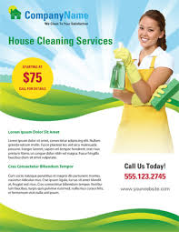 House Cleaning Flyer Template Gorgeous Cleaning Company Flyers Template Use This Home Cleaning Flyer