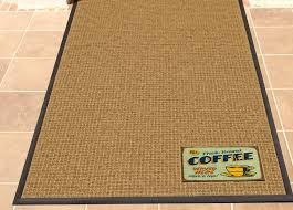 waterhog signature entrance custom logo floor mat floormat com commercial floor matting carpet products