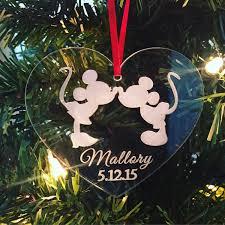 Disney Wedding Ornaments