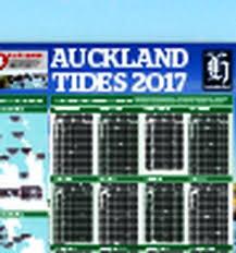 2016 2017 Tide Chart Free Inside The Herald Thursday