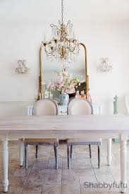whitewashing a farmhouse table in 30