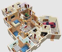 sweet home 3d plans - Google Search | House Designs in 2018 ...