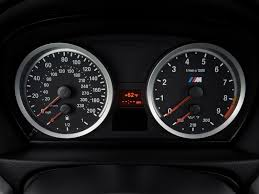 All BMW Models 2010 bmw m3 coupe : Image: 2010 BMW M3 2-door Coupe Instrument Cluster, size: 1024 x ...