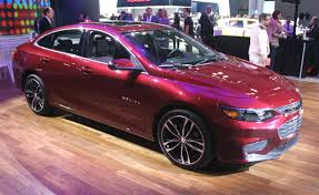 chevrolet new car releaseHeres Why The 2016 Malibu Hybrid Could Launch GMs New Hybrid Era