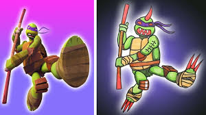 Teenage Mutant Ninja Turtles Characters ...