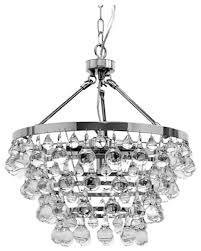anna indoor 5 light luxury crystal chandelier
