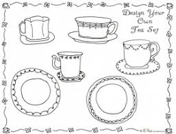 Small Picture Alice In Wonderland Tea Party Coloring Pages Alice Wallpaper