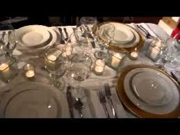 elegant table settings. Simply Lavish At Home: Entertaining 101 - Elegant Table Setting YouTube Settings