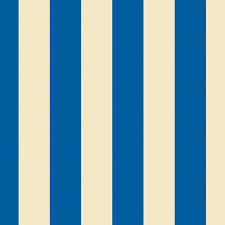 blue and cream stripes removable wallpaper