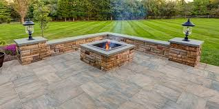residential paver contractor patio stepping stones