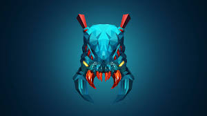 weaver dota 2 low poly art by giftmones on deviantart