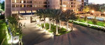 doubletree by hilton hotel suites houston by the galleria tx exterior