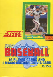 Get the best deals on donruss sammy sosa rookie baseball sports trading cards when you shop the largest online selection at ebay.com. 10 Most Valuable 1990 Score Baseball Cards Old Sports Cards