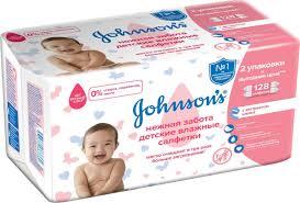 """<b>Johnson's baby Влажные салфетки</b> детские """"Нежная забота ..."""