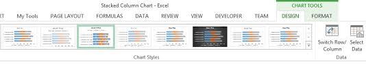 Stacked Bar Chart Pk An Excel Expert