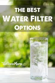 Best Water Purification System Best Water Filter Options For Home Use Wellness Mama