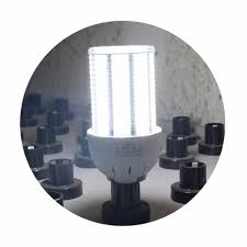 175 watt mercury vapor replacement led 50w corn bulb e39 mogul base 6000k crystal white for