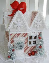 Candy Cane House Decorations 100 best Peppermint Christmas Decor images on Pinterest 60