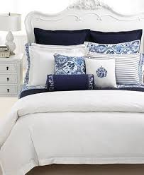 TeamUSA #Olympics master bedroom - mediterranean blues and whites ...