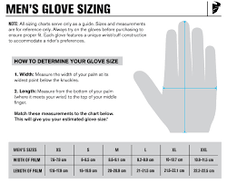 how to measure hand size for gloves motorcycle glove sizing chart allmoto online motorcycle parts