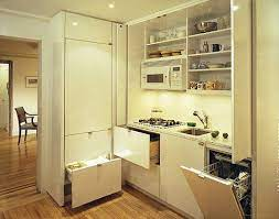 Rounded Up Numbers Pullman Kitchen Tiny Kitchen Studio Kitchen