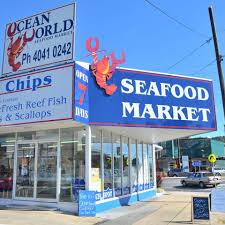 Ocean World Seafood Market - Photos ...