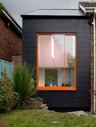 Lipton Plant s Ugly House is a 1970s property with a black and