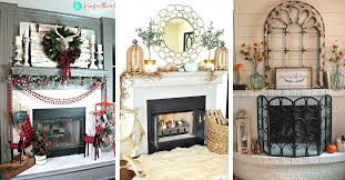 Cozy fireplaces ideas for home Warm Fireplace Decor Ideas Cozy Fireplace Decor Ideas For The Holidays And Year Round Fireplace Decor Ideas Fireplace Decor Ideas Balconydesignssco Fireplace Decor Ideas Fireplace Decorating Ideas Home Fireplace