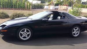 1996 Chevrolet Camaro Z28 SS - YouTube