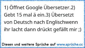 Gebt Mal In Google übersetzer Von Deutsch Auf Englisch Google Ist