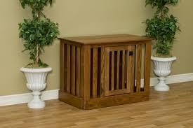 designer dog crate furniture ruffhaus luxury wooden. Amish Wood Dog Crate Entertainment Center \u2013 Best \u0026 Designer Wooden Size: Large Furniture Ruffhaus Luxury E