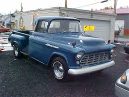 1955 Chevrolet Pickup for Sale on ClassicCars.com