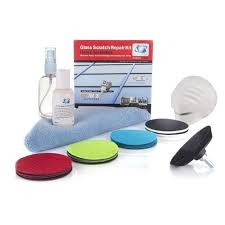 com gp28003 glass scratch repair diy kit gp wiz system removes scratches water damage gratify etching surface marks for any type of glass