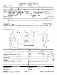 Amazon Com Briggs Healthcare Incident Report Form 100 Per