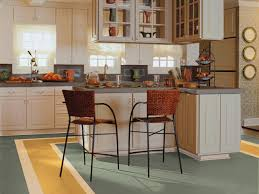 Lino Flooring For Kitchens Linoleum Flooring In The Kitchen Hgtv