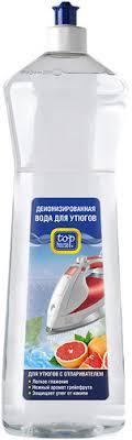 <b>Вода для утюга</b> Top House деионизированная с ароматом ...