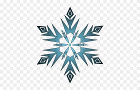 Snowflakes Frozen Png Images Frozen Elsa Snowflake Design Free