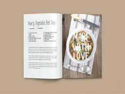 Recipe Page Layout 9 Recipe Book Templates Free Sample Example Format Free Cookbook