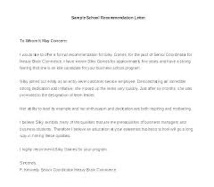 Grad School Recommendation Letter Template Caseyroberts Co