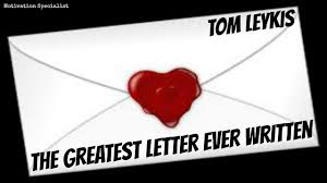 Tom Leykis The Greatest Letter Ever Written To Break Up With A