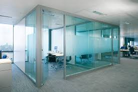 Glass Panels For Commercial Spaces